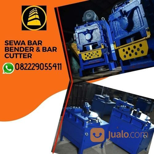 Sewa Bar Bender Dan Bar Cutter Pati (27002483) di Kab. Pati