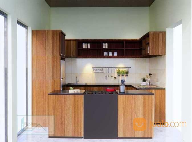 Kitchenset Material Multiplek Finishinghpl Harga Permeter Lari Rp. 1.700.000,Bahan Dan Kwalitas Terb (27011195) di Kab. Banyumas
