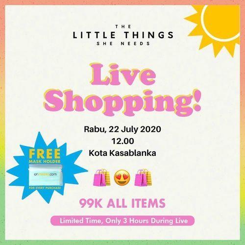 The Little Things She Needs 99k All Items (27015151) di Kota Jakarta Selatan