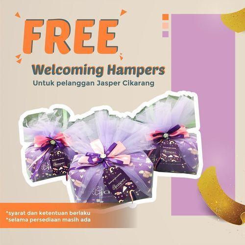 Jasper Skincare Free Welcoming hampers (27015163) di Kota Jakarta Selatan