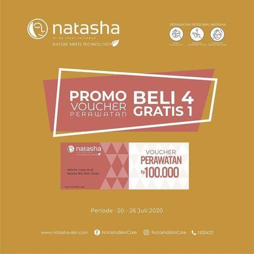 Natasha Skincare Promo beli 4 Gratis 1 (27015167) di Kota Jakarta Selatan