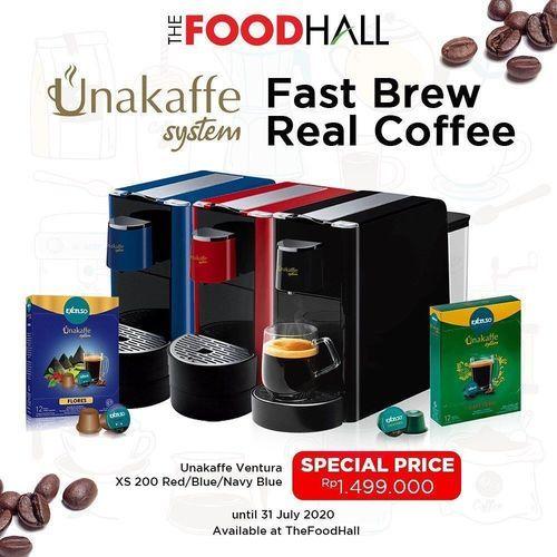 FoodHall Unakaffe Fast Brew Real Coffee Special Price (27015567) di Kota Jakarta Selatan