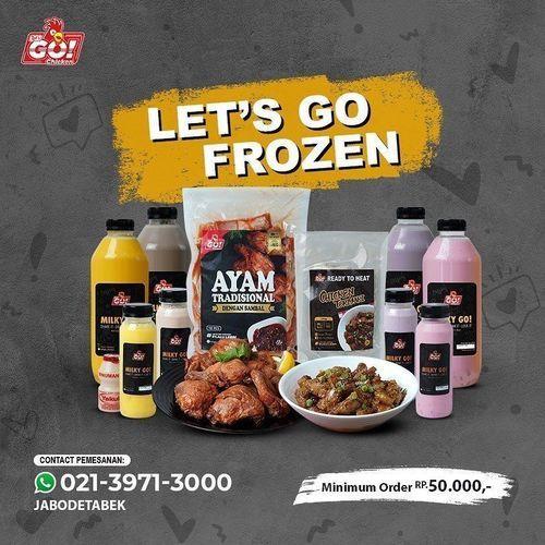 Let's Go Chicken Frozen Pack (27029123) di Kota Jakarta Selatan