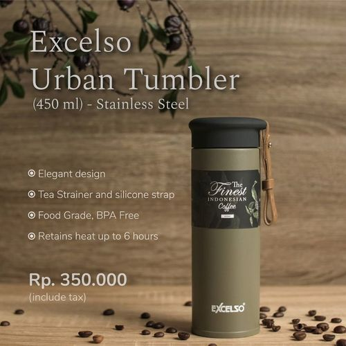 Excelso Coffee Urban Tumbler Rp. 350.000 (27029251) di Kota Jakarta Selatan