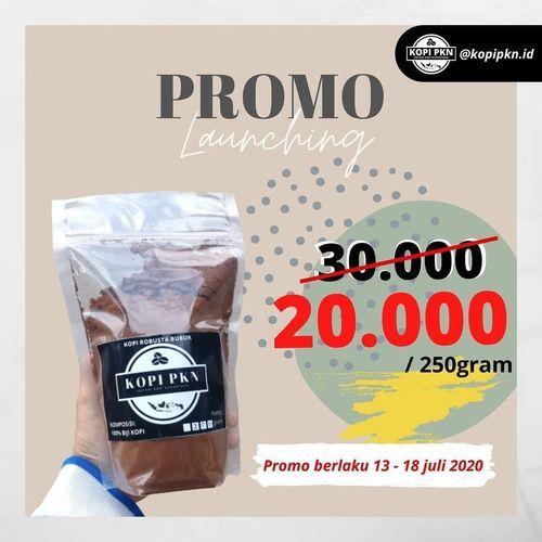 KopiPKN - Promo Launching (27030767) di Kota Bandar Lampung