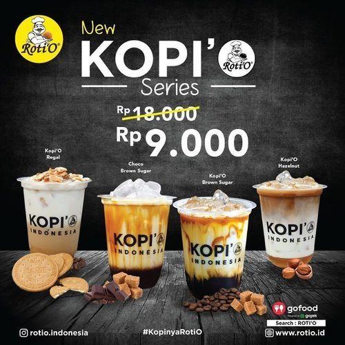 Roti O - Promo New Kopi Series (27040043) di Kota Jakarta Selatan