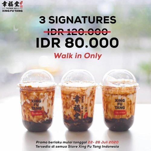 Xing Fu Tang - Buy 3 Only Rp 80.000,- (27041395) di Kota Jakarta Selatan
