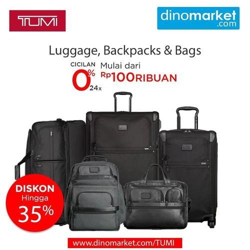 Dinomarket Promo Luggage, Backpacks & Bags (27081695) di Kota Jakarta Selatan