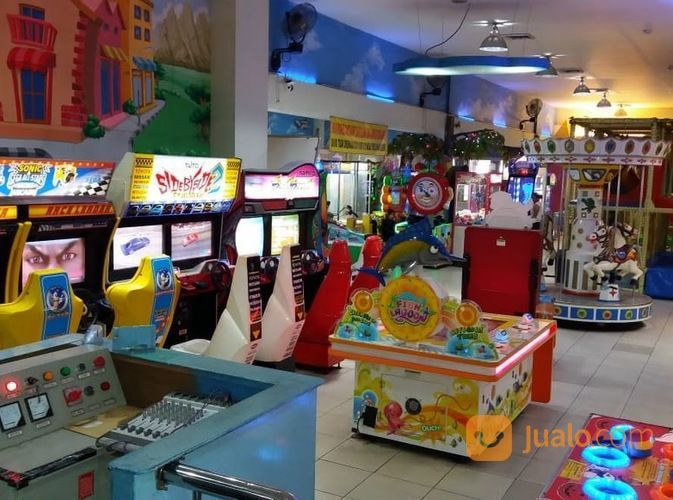 Mesin2 Arcade Dan Mandibola Ukuran Besar (27093643) di Kab. Tangerang