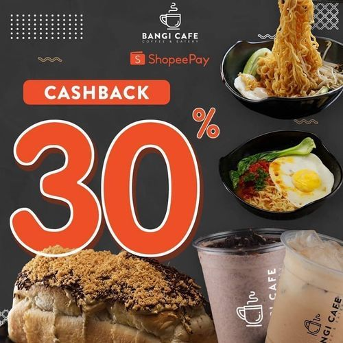 BANGI CAFE PROMO CASHBACK 30% (27095287) di Kota Jakarta Selatan