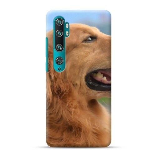 Golden Retriever Dog Xiaomi Mi Note 10 / 10 Pro Custom Hard Case (27102523) di Kota Bekasi