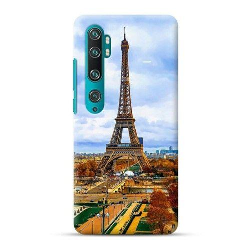 Eiffel Tower In Autumn Xiaomi Mi Note 10 / 10 Pro Custom Hard Case (27134511) di Kota Bekasi