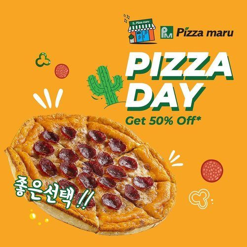 Pizza Moru Pizza Day Get 50% Off (27154543) di Kota Jakarta Selatan