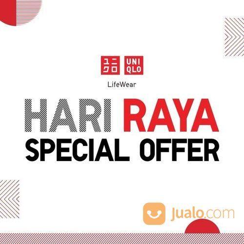 Uniqlo Indonesia Hari Raya Special Offer (27154595) di Kota Jakarta Selatan