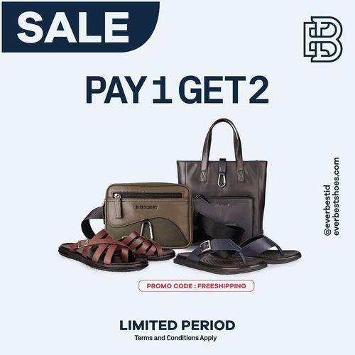 EVERBEST Promo Pay 1 Get 2 (27154659) di Kota Jakarta Selatan