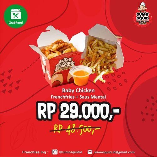 Sumo Squid Promo Rp. 29.999,- (27174647) di Kota Jakarta Selatan