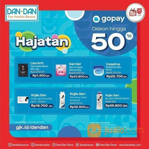 DAN+DAN Promo 50% Gopay (27184259) di Kota Jakarta Selatan