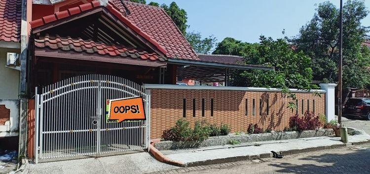 Rumah Hook Banjar Wijaya Luas Murah Tangerang (27192663) di Kota Tangerang