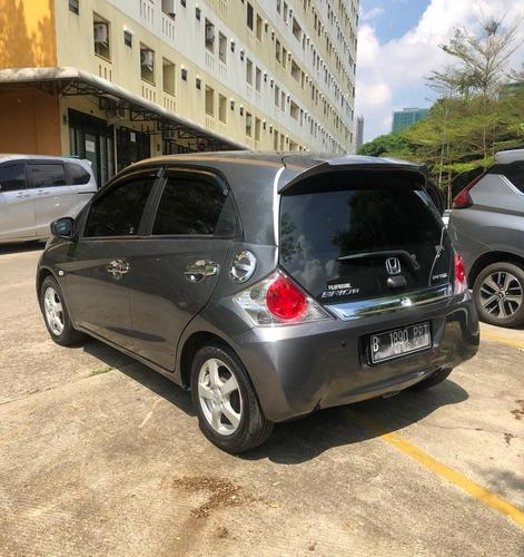 Honda Brio 2014 Silver Metalik (27194015) di Kota Jakarta Selatan