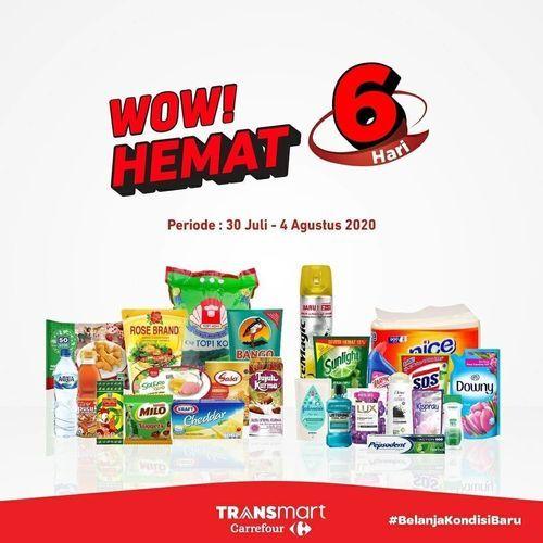 Transmart Carrefour Wow Hemat Promo (27208067) di Kota Jakarta Selatan