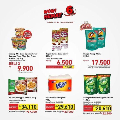 Transmart Carrefour Wow Hemat Promo (27208071) di Kota Jakarta Selatan