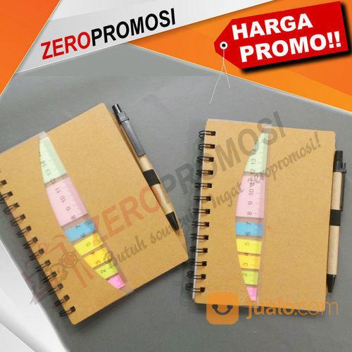 Souvenir Memo Sticky Note Ruler + Post It (N-806) Promosi (27212847) di Kota Tangerang
