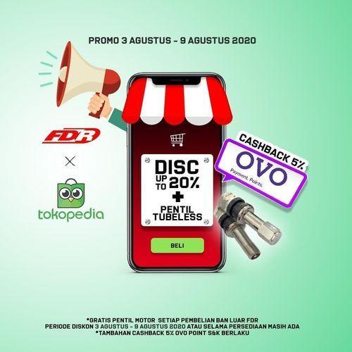 FDR Tire Disc. Up To 20% (27221335) di Kota Jakarta Selatan