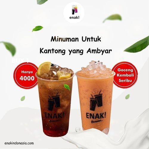 Enak! Promo Buy 1 Get 1 (27221719) di Kota Jakarta Selatan