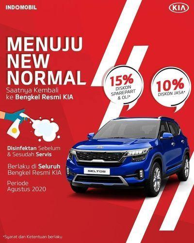KIA Indonesia Promo Menuju New Normal (27235239) di Kota Jakarta Selatan