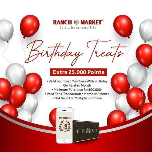 Ranch Market Birthday Treats (27236623) di Kota Jakarta Selatan