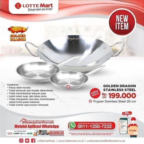 Lottemart Special Sale Non Food (27237415) di Kota Jakarta Selatan