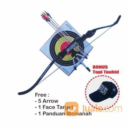 Busur Panah Tauhid Free Topi Tauhid (27279107) di Kota Banjar