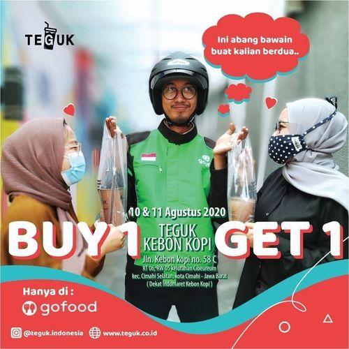 Teguk Indonesia Buy 1 Get 1 (27279235) di Kota Jakarta Selatan