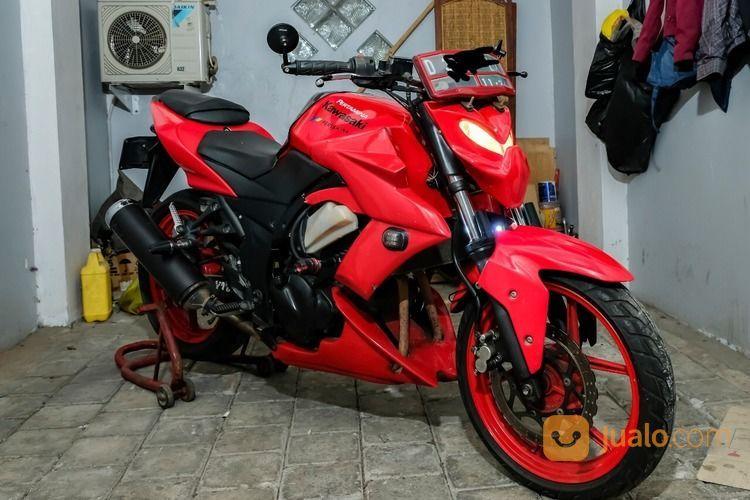 Ninja 250 Karbu Tahun 2009 (27282343) di Kota Bandung