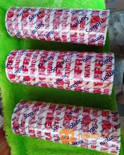 SAMARU TAPE BOPP FRAGILE / LAKBAN FRAGILE 2INCH X 100M (27292467) di Kota Jakarta Timur