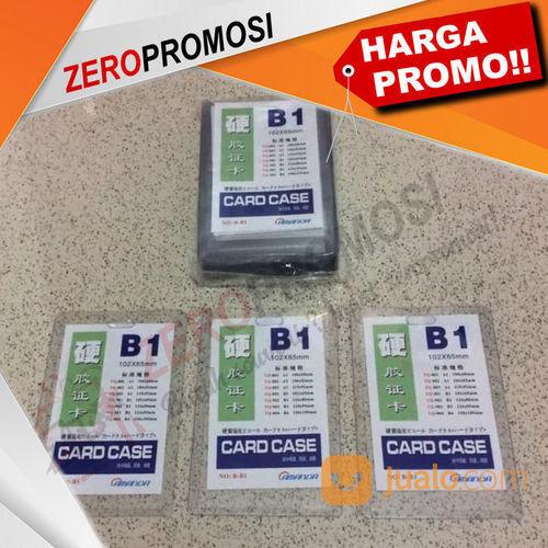 Card Case B1 Tebal/ Plastik Name Tag- Plastik ID Card (27308611) di Kota Tangerang