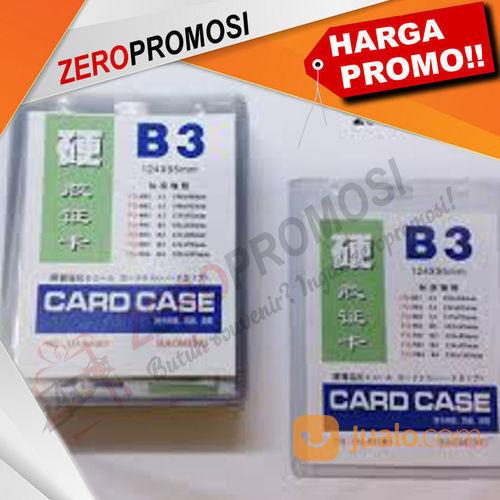Card Case B3 Tebal- Plastik Name Tag-Plastik ID Card (27308779) di Kota Tangerang