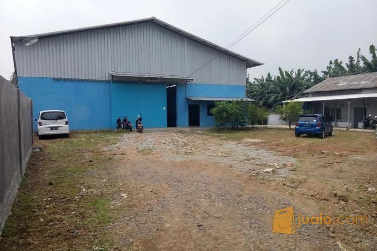 Jual pabrik plastik d properti pabrik 2732478