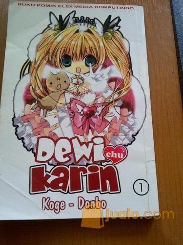 komik dewi chu karin buku novel dan komik 2733040