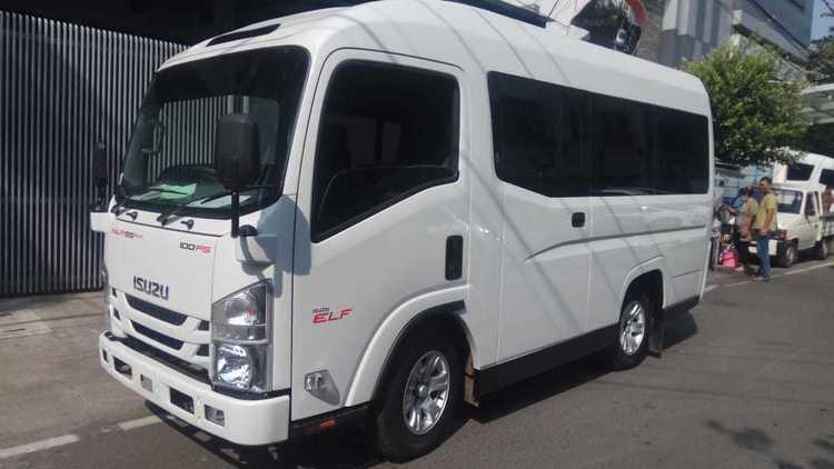 Isuzu Nlr55bx 16 Seat Short Long Ready Dp 25jt Aja (27336023) di Kota Jakarta Pusat