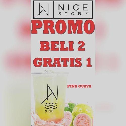 NICE STORY PROMO BELI 2 FRATIS 1 (27342011) di Kota Jakarta Selatan