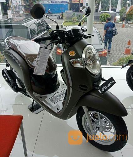 Honda Scoopy Promo Credit !! (27345719) di Kota Jakarta Selatan