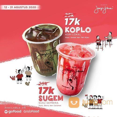 Kopi Janji Jiwa Promo 17K Koplo (27345927) di Kota Jakarta Selatan