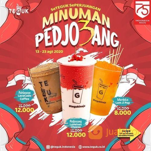 Teguk Indonesia Minuman 3 Pedjoeang (27351987) di Kota Jakarta Selatan