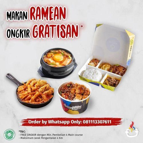 Mujigae Makan Ramean Ongkir Gratisan (27352095) di Kota Jakarta Selatan