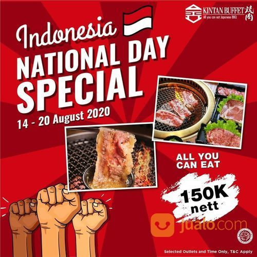 Kintan Buffet National Day Special (27353059) di Kota Jakarta Selatan