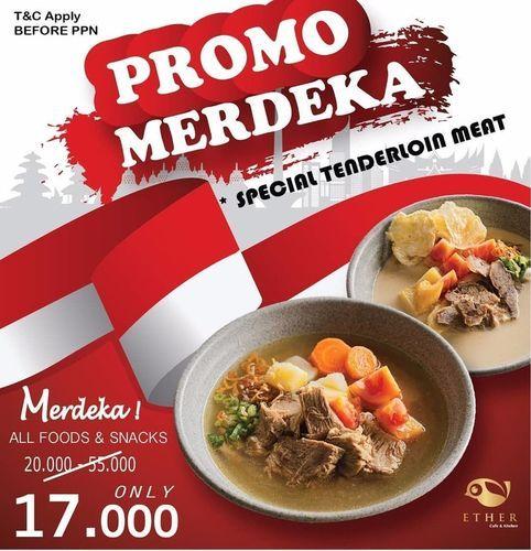 Esther Cafe Promo Merdeka (27354503) di Kota Jakarta Selatan