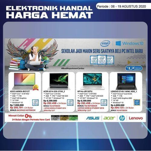 Giant Indonesia Eektronik Handal Harga Hemat (27355995) di Kota Jakarta Selatan