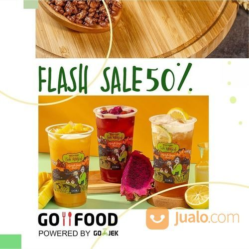 Waroeng Teh Kotjok Flash Sale 50% (27357031) di Kota Jakarta Selatan