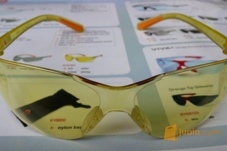 Kaca mata King'S ky 218F,safety eyewear amber glass king ky218F, (2735794) di Kota Jakarta Pusat